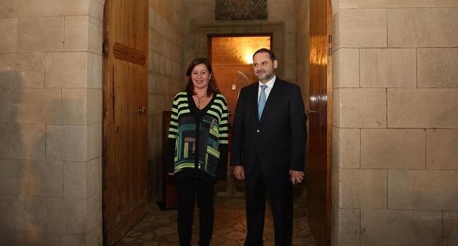 Ábalos participará en la presentación de las candidaturas al Congreso y al Senado del PSIB-PSOE