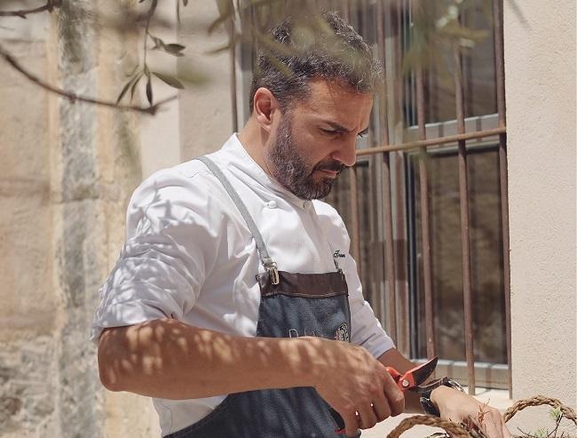Entrevista con Santi Taura, chef protagonista del Olazábal&Nadal