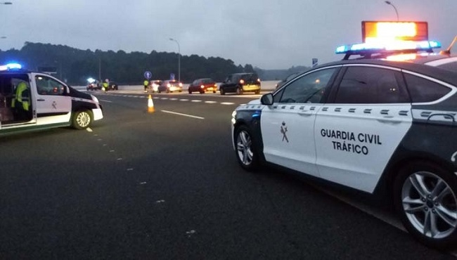 Accidente mortal con huida de un implicado en la carretera Palma-Manacor