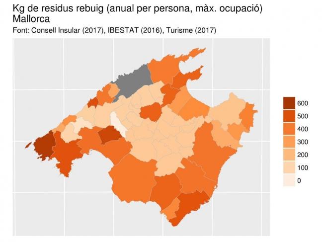 Terraferida presenta alegaciones al Plan Director Sectorial de Residuos no Peligrosos de la isla de Mallorca