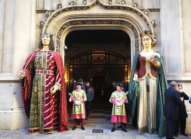 El Consell de Mallorca se suma por segundo año, en la fiesta del Estendart para la Diada de Mallorca