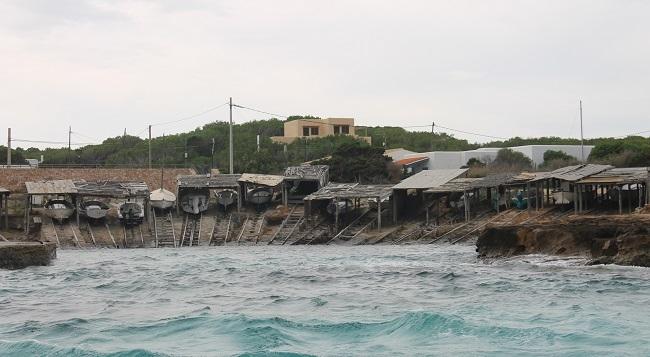 Entran en vigor las restricciones en la pesca de arrastre de fondo para embarcaciones con base en Formentera