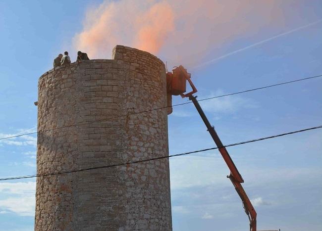 Santanyí tornarà a participar en l'encesa de torres i talaies en defensa dels drets humans