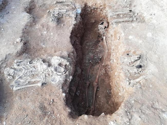 Halladas tres posibles víctimas de los cuatro fusilados y enterrados en la fosa de Llucmajor