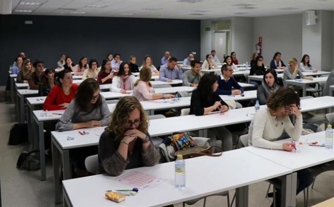 Publicadas las listas definitivas de aspirantes a las oposiciones docentes de 2019