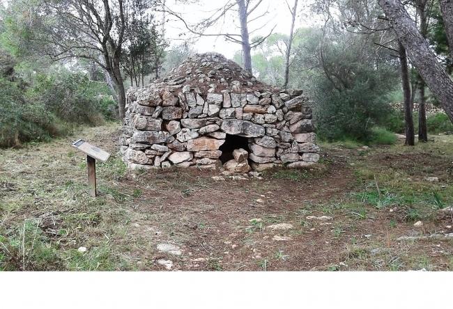 Se recuperan varios elementos etnológicos del Parque Natural de Mondragó