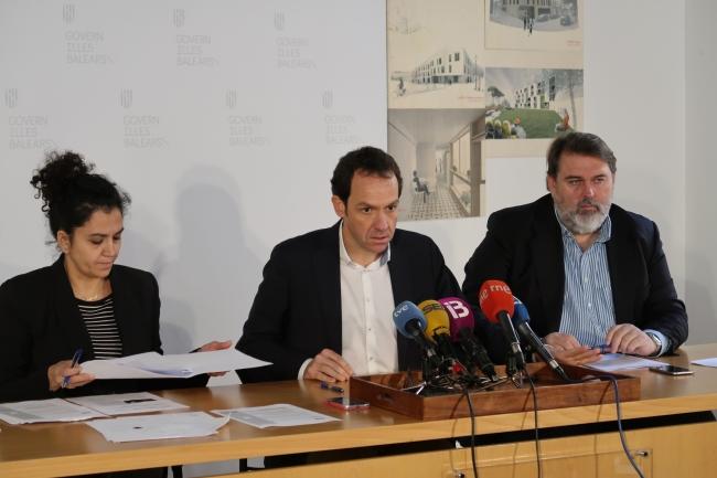 El Gobierno abre el concurso para adjudicar cinco solares públicos y proyectos a cooperativas de vivienda en cesión de uso