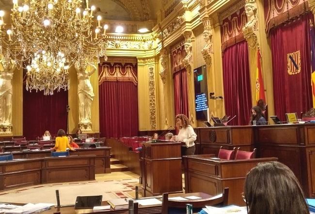 El Parlament aprueba la nueva Ley del Gobierno, que regula el ejecutivo e incorpora las normas del buen gobierno