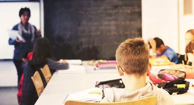 Normalidad en el primer día del curso escolar 2019/20 en los centros de las Islas Baleares