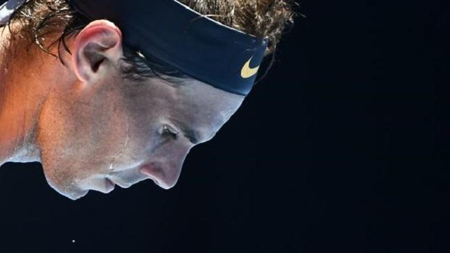 Rafa Nadal vence a Matthew Ebden en segunda ronda