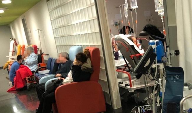 El Servicio de Salud ha atendido 18.517 urgencias en la última semana