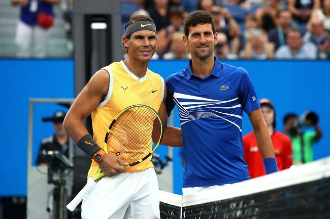 Djokovic: 'Agradezco a Nadal su ejemplo de lucha y su sacrificio'