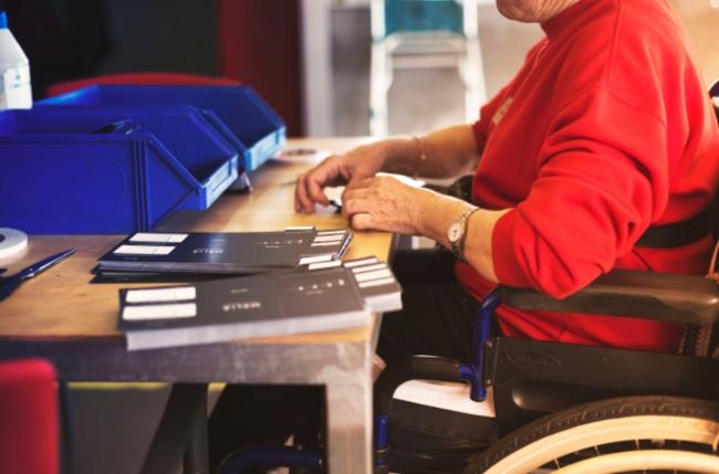 700.000 € para financiar ayudas para el empleo indefinido de personas con discapacidad