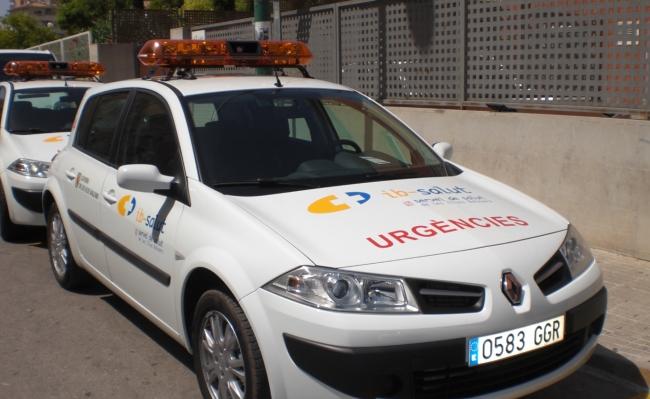 Atención Primaria de Mallorca ha renovado cerca del 70% de la flota de vehículos en los últimos tres años