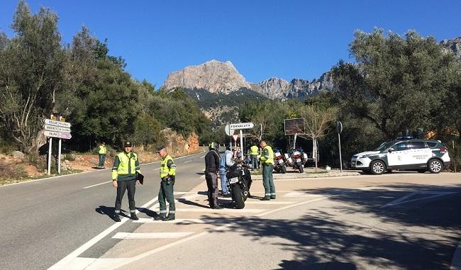 La Mesa Permanent celebra las acciones para disminuir el ruido de motores en las carreteras de la serra de Tramuntana