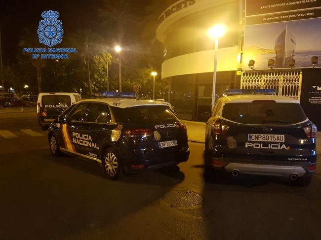 La Policía Nacional detiene a 7 personas por diversos delitos de estafas