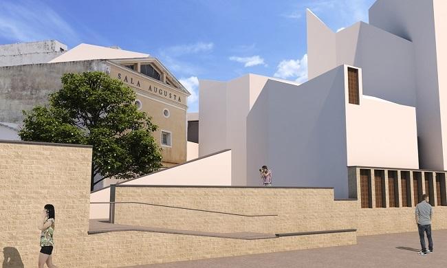 Sale a licitación el proyecto del Conservatorio de Menorca