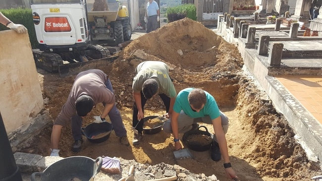 La Comisión de Fosas retoma el trabajo con vistas a nuevas exhumaciones