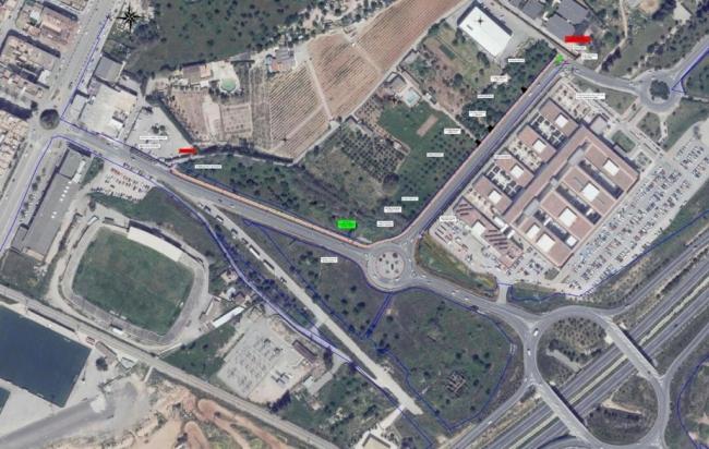 El Hospital Comarcal de Inca tendrá un nuevo eje de acceso
