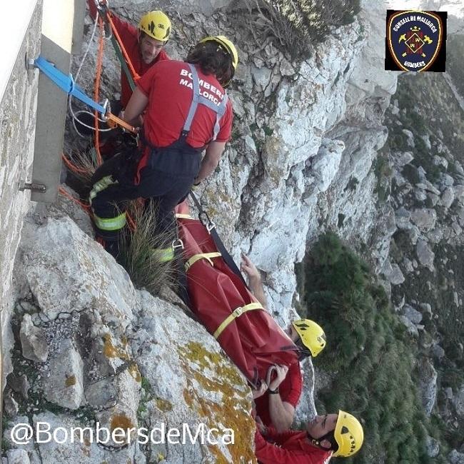 Bomberos de Mallorca piden prudencia a la hora de circular por las carreteras