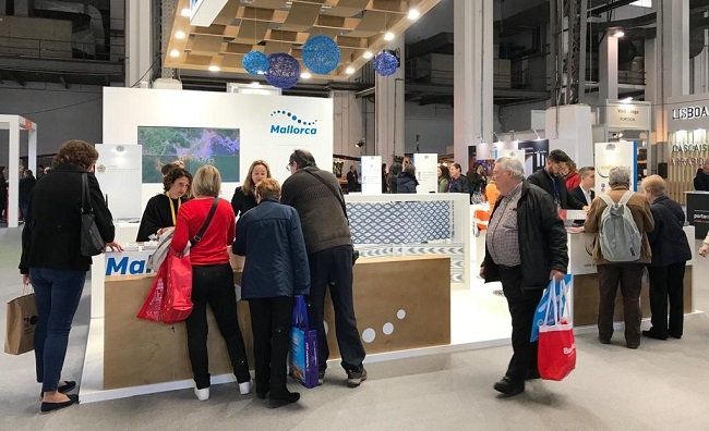 Mallorca Turisme ha participado en la B-Travel de Barcelona con 12 coexpositores