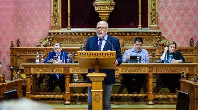 Miquel Ensenyat: «Crearemos un registro de lobbys de presión para regular su tarea»