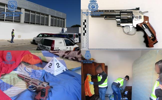Policía Nacional de Manacor detiene a dos personas por ocho robos en colegios e institutos