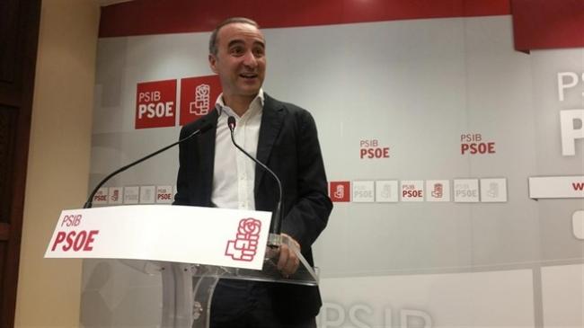 Pere Joan Pons: El Partido Socialista se compromete a 'consolidar el derecho a la vivienda'