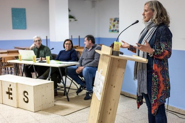 MÉS per Mallorca ha elegido Alice Weber y Christer Söderberg como candidatos a las próximas elecciones europeas