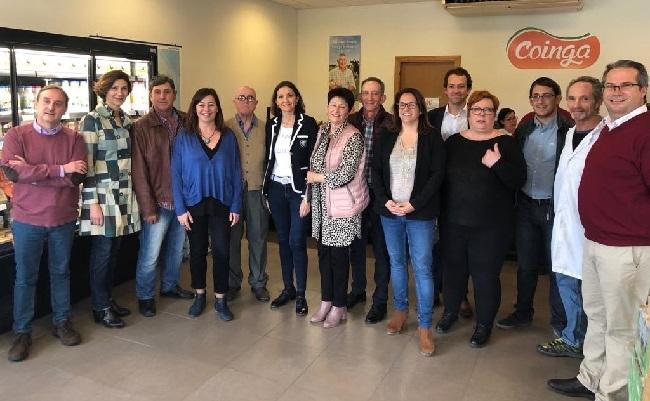 Reyes Maroto sitúa Baleares como ejemplo de crecimiento económico, sostenibilidad y lucha contra la precariedad laboral