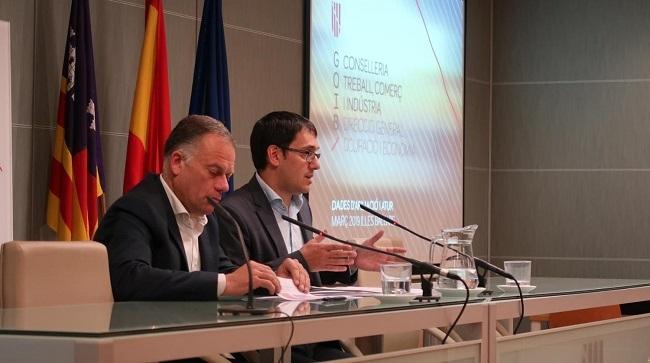 Las Illes Balears registran en marzo un nuevo máximo histórico de afiliaciones a la Seguridad Social