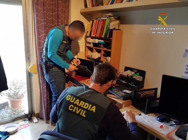 La Guardia Civil sigue con la operación Janu contra el tráfico de personas entre el norte de África y Baleares