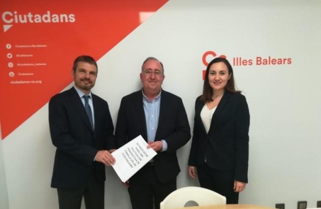 Marc Pérez-Ribas (Cs) se compromete a garantizar la gratuidad de las escoletas 0-3 años