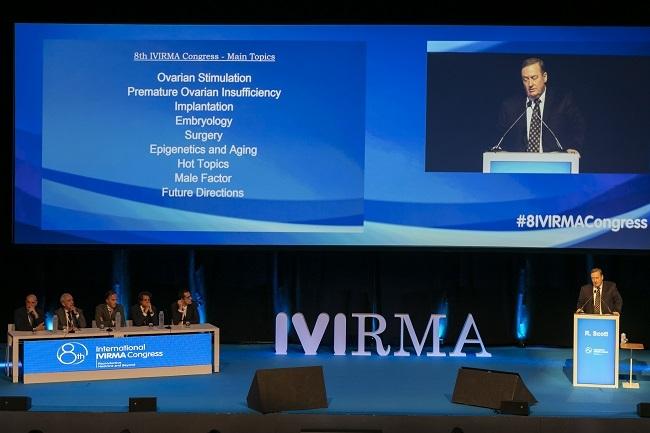 El 8th International IVIRMA Congress, presente y futuro de la reproducción asistida se dan cita en Mallorca