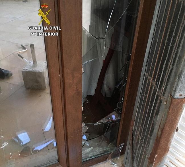 La Guardia Civil detiene a un hombre in fraganti en el interior de un domicilio de Can Picafort