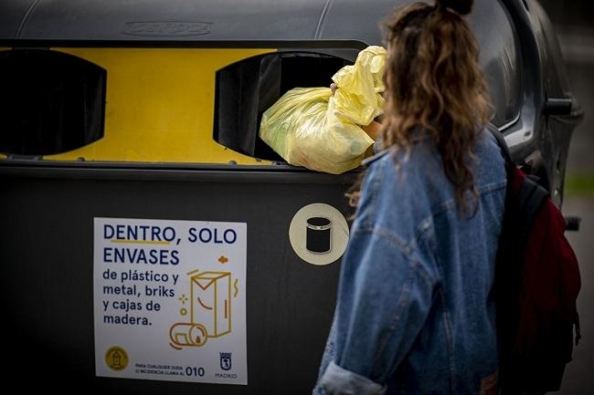 Baleares recicló 39.738 toneladas de envases en 2018, un 9,5% más que el año anterior