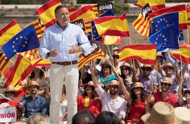 """Mesquida: """"Ciudadanos quiere reforzar la educación y que el castellano sea lengua vehicular en toda España"""""""
