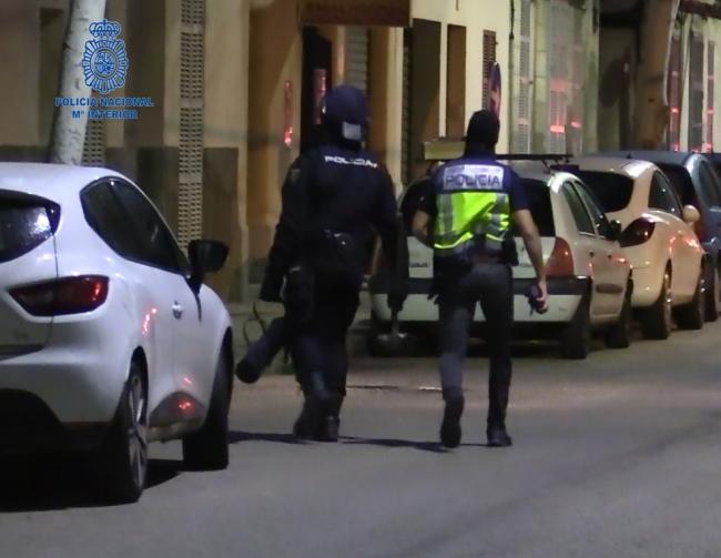 La Policía Nacional detiene a tres jóvenes fugados de un centro de menores