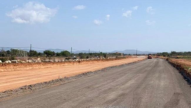 FACUA pide a Sanidad de Baleares que informe sobre el impacto ambiental de la autopista Llucmajor-Campos