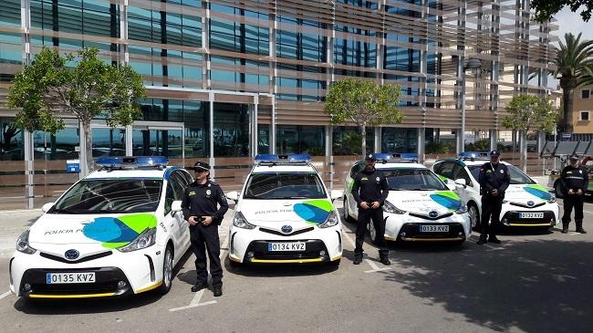 La Autoridad Portuaria de Baleares (APB) ha adquirido cuatro nuevos vehículos híbridos