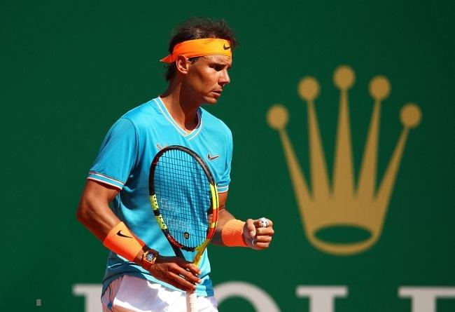 Nadal debuta en Montecarlo arrollando a Bautista