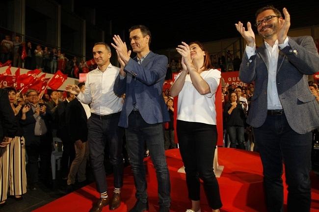 Pedro Sánchez: Queremos para España lo que Francina Armengol está haciendo en Baleares
