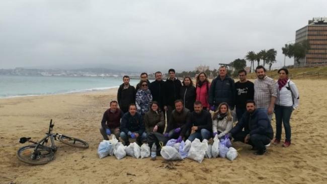 Mesquida: Cuando gobernemos construiremos una nueva depuradora en Palma