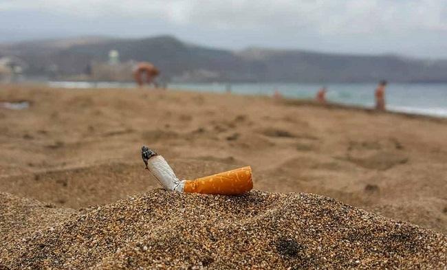 Salud y Medio Ambiente animan a los ayuntamientos costeros a adherirse a la red de playas sin humo