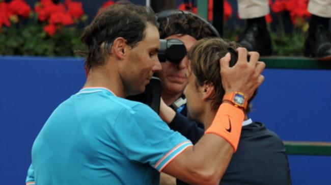 Rafa Nadal se lleva el duelo  ante David Ferrer