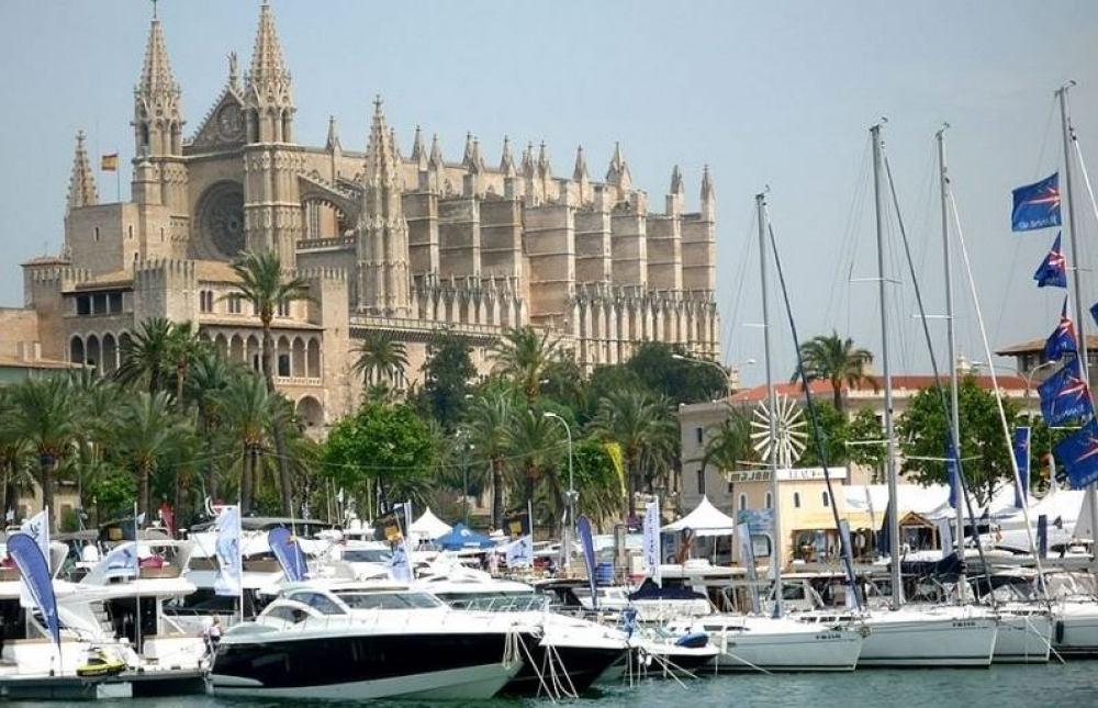 Se abren las puertas del Palma International Boat Show