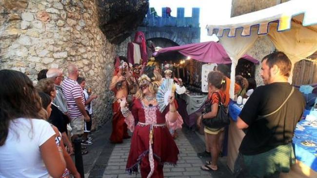 El Govern aumenta su aportación para la celebración de Eivissa Medieval