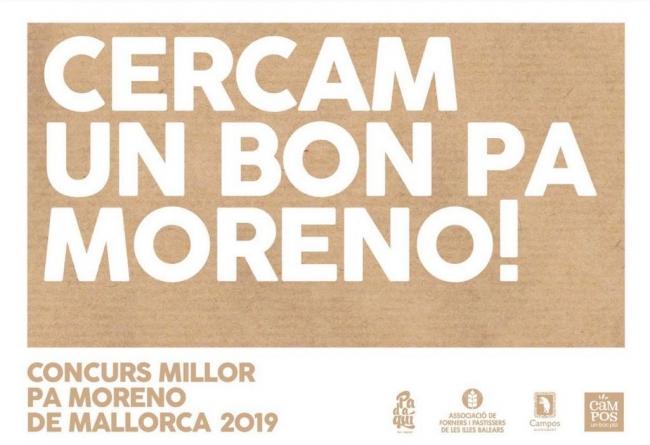 Vuelve el Concurso del mejor pan moreno de Mallorca