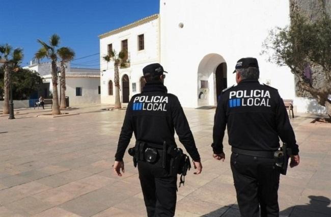 La Policía Local de Ibiza detiene al autor de un presunto delito de robo con violencia e intimidación
