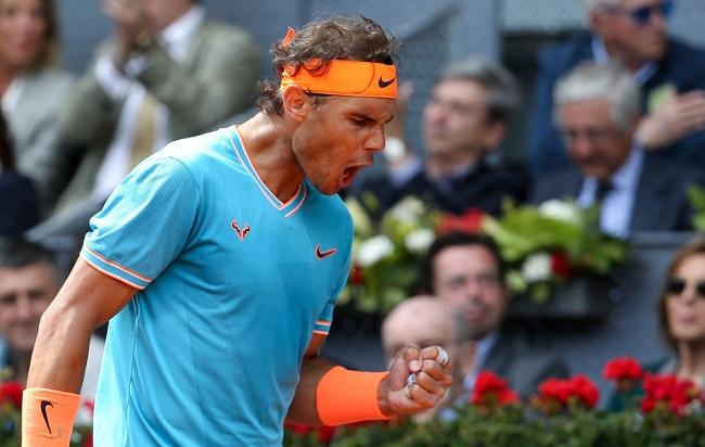 Rafael Nadal  derrota en dos sets a Frances Tiafoe y se clasifica para los cuartos de final